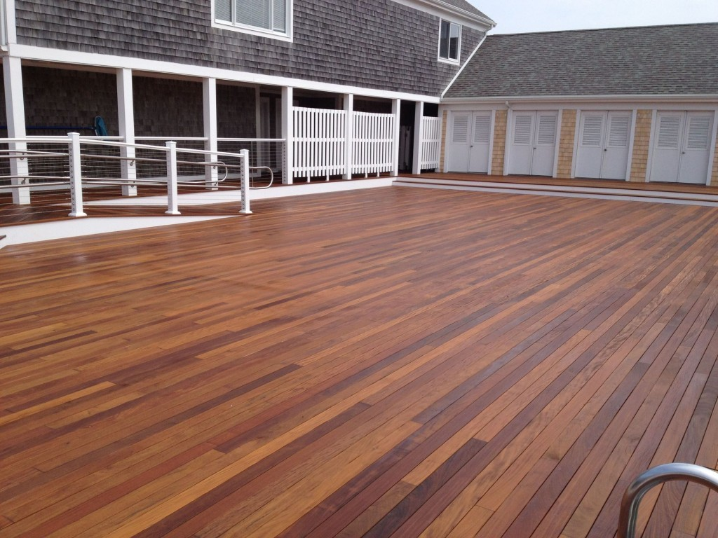 High quality cape cod chatham harwich orleans deck contractor builder
